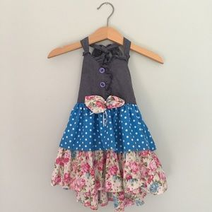 Other - Toddler 2T halter dress